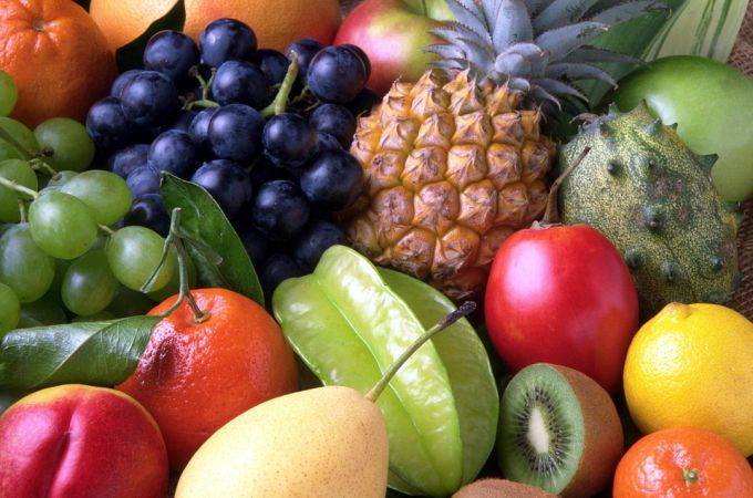 safe and non safe fruits for dogs